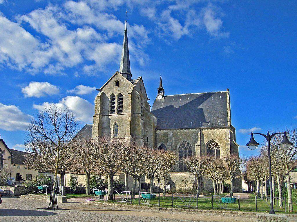 Ablis Place St-Pierre