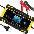 InThoor Chargeur de Batterie – Chargeur Batterie Mainteneur et Automatique – Avis & Test