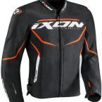 Ixon Blouson moto Sprinter – Sprinter NOIR/ORANGE – Avis & Test