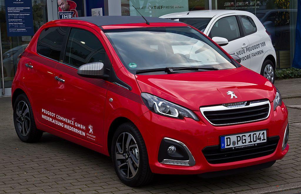Peugeot 108 PureTech